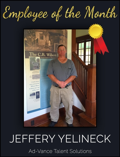 jeffery yelineck