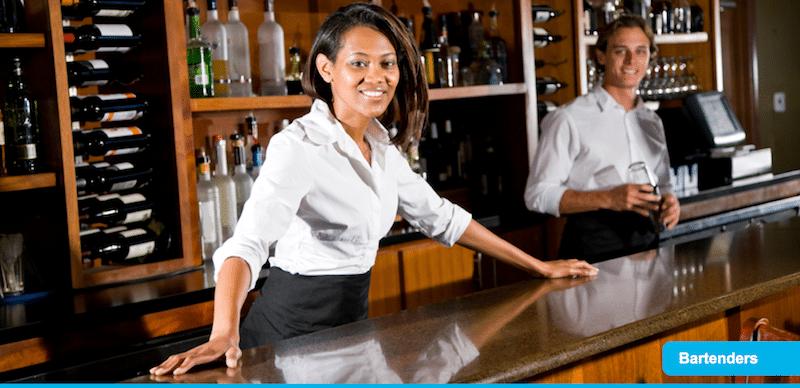hotel-jobs  server-jobs  bartending-jobs
