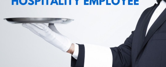 5 Qualities of a Great Hospitality Employee