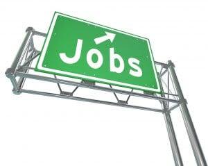 Jobs sign