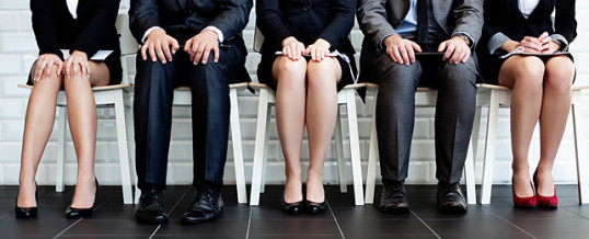 Not Copy and Pasting Yourself into an Interview