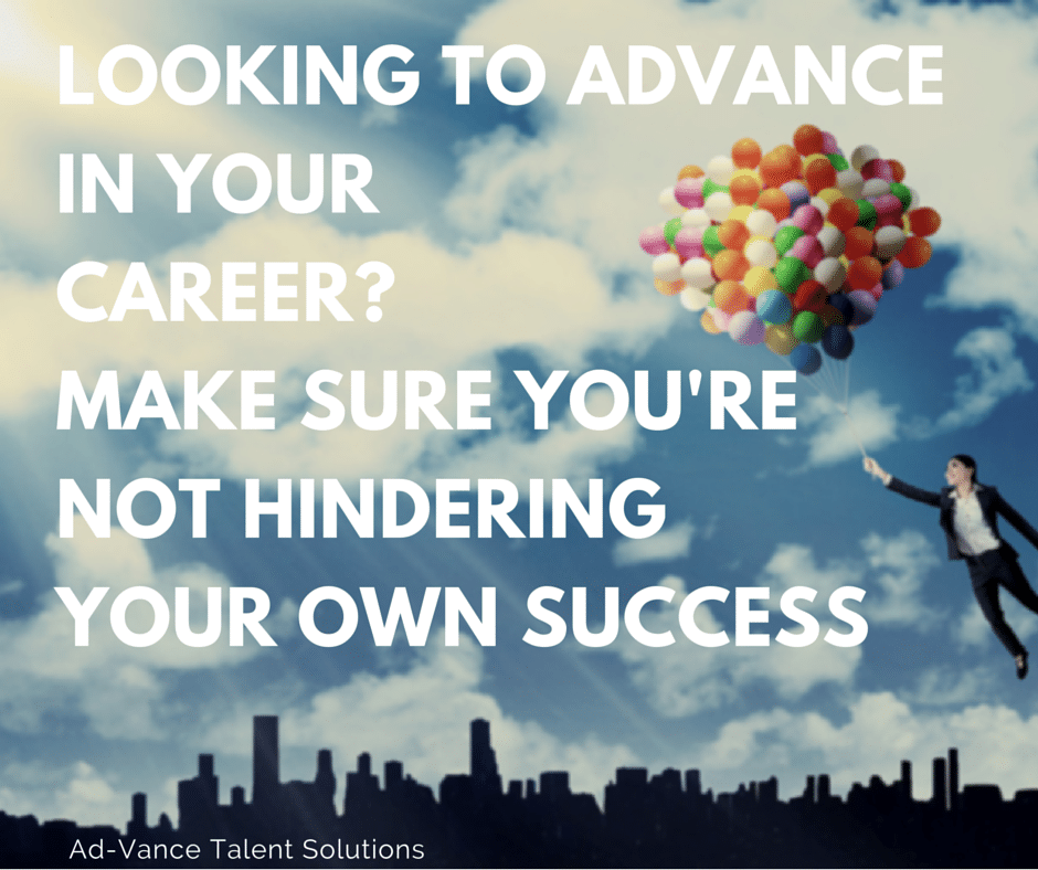 Looking to advance your career