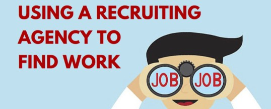 Job Searching on Craigslist Compared to Using a Recruiting Agency to Find Work