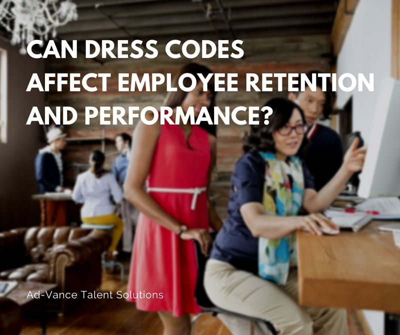 Can Dress Codes Affect Employee Retention and Performance?