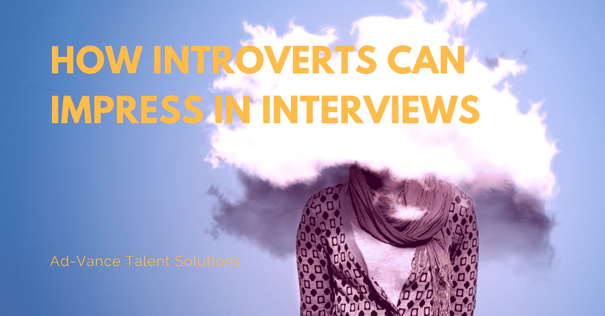 How Introverts Can Impress in Interviews